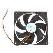120x120x25mm 12V 3Pin DC Brushless PC Ordinateur Laptop Case Cooling Fan 1800rpm