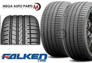 2 x Falken AZENIS FK510 295/30R18 98Y XL Ultra High Performance (UHP) Tires