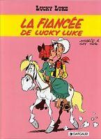 Lucky Luke, tome 24 : La Fiancée de Lucky Luke von Morris | Buch | Zustand gut