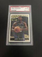 Jamal Mashburn 1993-94 Topps Black Gold Rookie Card #24 PSA Gem Mint 10