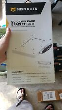New in box Minn kota RTA-17 quick release bracket
