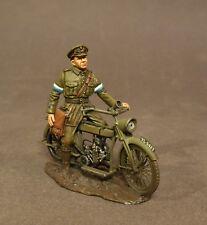JOHN JENKINS WW1 THE GREAT WAR GWB-19B ROYAL ENGINEERS DISPATCH RIDER #2 MIB