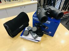 Olympus 8x42 EXPS I Binoculars Display Model AS NEW Australian Warranty
