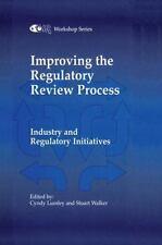 Centre for Medicines Research Workshop Ser.: Improving the Regulatory Review...