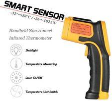 Termometro infrarossi AS 530 infrarossi -32 ~ 550 C - (-26 ~ 1022 F) LCD Display