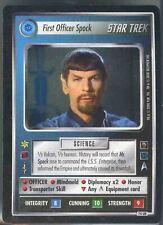 Star Trek CCG Mirror mirror Complete Set w/ UR Spock