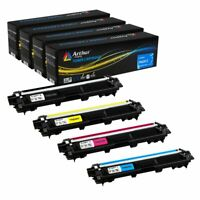 4 TN225 TN221 Brother Compatible Toner Cartridges for DCP-9020CDN HL-3140CW MFC+