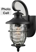 Hardware House 21-2199 1-light Wall Lantern Photo Cell Fixture