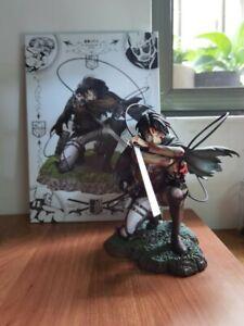 ARTFX J Attack on Titan Levi·Ackerman Fortitude Ver. 16cm PVC Figure New No Box