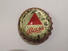 Old Beer Bottle Cap ~ BASS Imported Pale Ale ~ Burton-on-Trent Staffordshire, UK