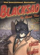 Blacksad: The Sketch Files-ExLibrary