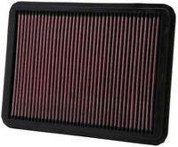 K&N 33-2144 K&N Drop-In High-Flow Air Filter Fits:LEXUS 2003 - 2009 GX470 V8 4.