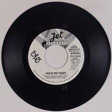 ELECTRIC LIGHT ORCHESTRA: Hold On Tight USA JET DJ PROMO ELO Prog 45 NEAR MINT