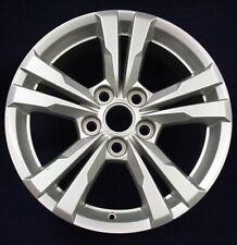 "2010-2016 CHEVY EQUINOX Factory Original Silver Alloy Wheel 17"" Rim 5433 OEM GM"