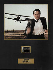 NORTH BY NORTHWEST (Cary Grant_Alfred Hitchcock) - Mounted Senitype Film Cell