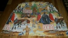 Vintage 1983 Star Wars Return of the Jedi Fitted Sheet Only Excellent twin size