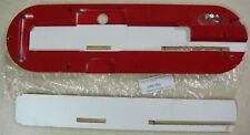 Infinity SawStop Zero Clearance Cabinet Saw Throat Plate w/ 2 Inserts 100-356