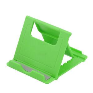 Adjustable Phone Holder Stand Folding Foldable Cradle for Samsung iPhone Tablet
