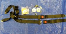 New Jeep Cj & Yj Rear Seat Belts With Hardware 1976-1991 Sold In Pairs (2)