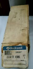 NEW Rockwell Meritor RH Camshaft Part Number 2210 R 4906 2210R4906 SHIPS FREE