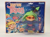 New Vintage 1992 Hasbro Original Battle Trolls Nunchuk Troll Action Figure Toy