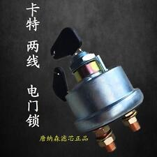 Master Disconnect Ignition Switch 7N0718 for Caterpillar CAT Equipment #Q216 ZX