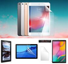 50x Ultra Clear Screen Protector Guard for Amazon Apple iPad Galaxy Tab Huawei
