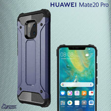 Navy Blue Tough Armor Heavy Duty Shock Proof Case Cover For Huawei Mate 20 Pro