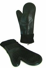 NoBurn Lined Oven Mitts