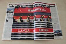 Auto Bild 12414) Lancia Thema 8.32 mit 215PS besser als...?