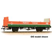 Graham Farish 373-627D N Gauge BR Plasmoor OBA Wagon