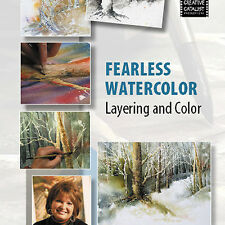 NEW DVD: FEARLESS WATERCOLOR: Layering and Color with Linda Baker