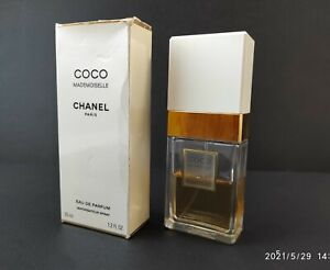Perfumed water for women Chanel Coco Mademoiselle 35 ml. Original.