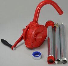 Hand Rotary Oil Fuel Pump Commercial Diesel Pump Oil Drum (DA01JW214)
