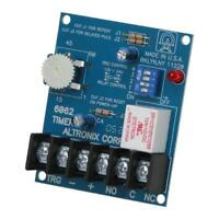 Altronix 6062 programmable TIMER MULTIFUNCTION 12/ 24V DC