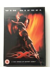 Vin Diesel Asia Argento XXX 2002 Action-Packed Extreme Sports Spy Movie UK DVD