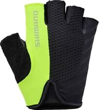 Shimano Touring Short Finger riding-bike-cycle Gloves, yellow, Women's, Medium