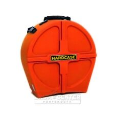 """Hardcase Snare Drum Case 14"""" Orange"""