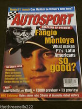 March Weekly Motor Sports Magazines