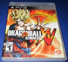 Dragon Ball XenoVerse Sony PlayStation 3 *Factory Sealed! *Free Shipping!