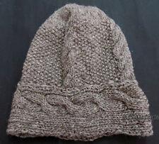 C47 fatto a mano in lana invernale ecopellicca Sherpa rotondo Unisex Antracite