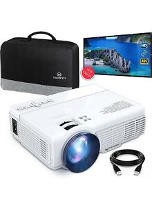 VANKYO Leisure 3 Upgraded Version 2400 Lux LED Portable Projector With Carrying