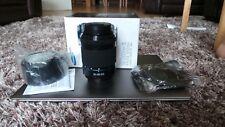 Samsung NX 50-200 mm F/4.0-5.6 Negro Lente ED OIS III