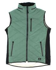 Coldsmoke Akutti Vest Mens XL Moss Full Zip Technical Urban Fit Quilted Repels