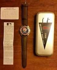 Chicago Cubs 1908 Champions Watch Brand New Box (NEVER USED)