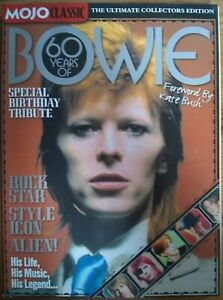 Mojo Classic  - 60 Years of David Bowie