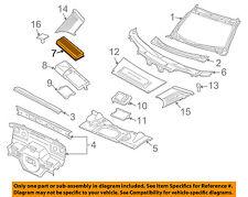 PORSCHE OEM 99-05 911-Cabin Air Filter 99757121901