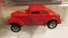 "2001 Johnny Lightning Willys Gassers ""Souza Bros. & Dad""  red"