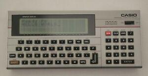 VINTAGE CASIO COMPUTER PB-700 PB 700 CALCULATOR