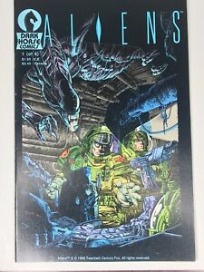 Aliens #1 1st Print 1988 Dark Horse Comic
